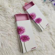 Valentine′s Day Style Eyelash Package Boxes 3D 5D 25mm Mink Fur Lash Strip Eyelash for Beauty