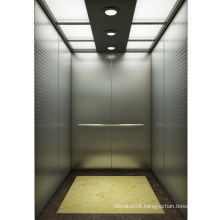Passenger Elevator with Etching Hairline Stainless Steel