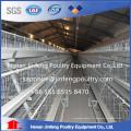 Conception de cage de poulet de couche de fil d'acier Q235