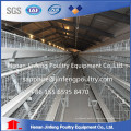 Q235 Steel Wire Layer Chicken Cage Design