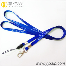Different accessory printed custom smooth badge lanyard