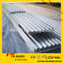 Colourful aluminum roofing sheet provided with reasonable price