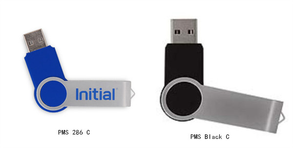 colorful usb stick