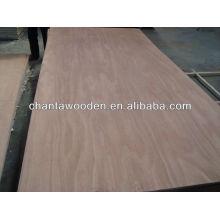 A melhor qualidade keuring madeira compensada mobiliário com núcleo de madeira (4x8 contraplacado)