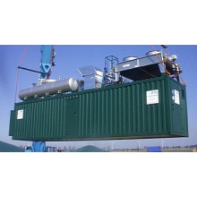 Remote Radiator Container 1100kW Gas Generator