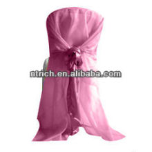 Terrific satin hoods for chair cover for wedding,banquet and hotel