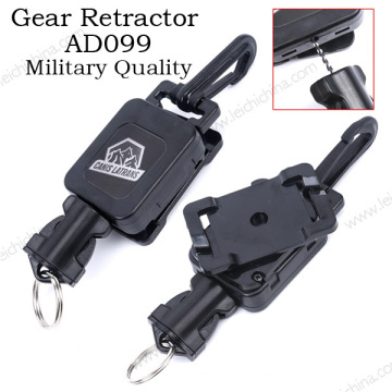 Handful Military Quality Fishing Tool Gear Retractor