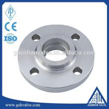 ANSI b16.5 carbon steel socket weld flange