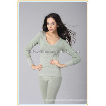 sexy women seamless thermal long johns