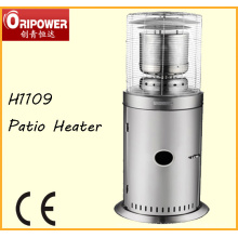 Stainless Steel Area Patio Heater, 12kw Outdoor Heater