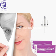 10ml cross linked injectable hyaluronic acid
