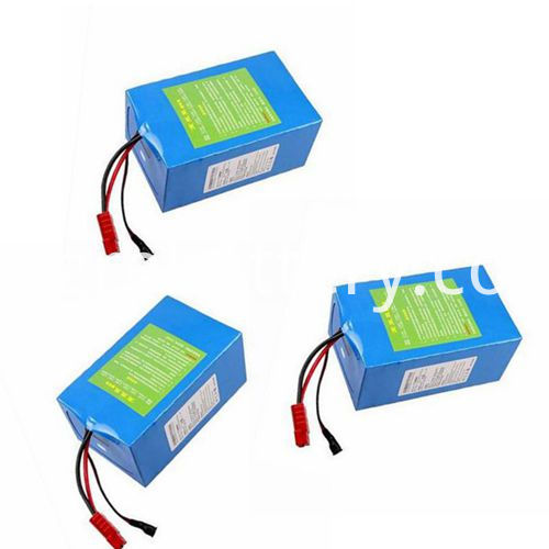 Li Ion Battery Pack