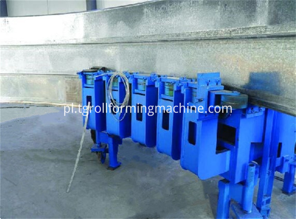 Lipp Silo Forming Machine