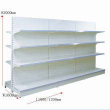 Powder Coating Large Capacity Store Shelf by Yuanda Supermarket Equipments