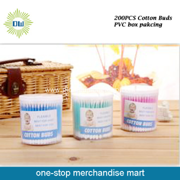 High Quality Plastic Stick Cotton Buds