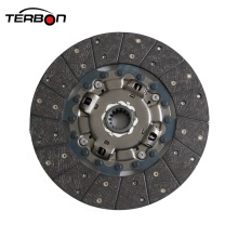 Heavy Truck Clutch Plate For Isuzu , 300mm Clutch Plate Size