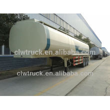 high quality 60000litres fuel tank semi trailer for sale, 3 axles cheap semi trailers