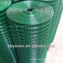 pvc coated welded wire mesh factory