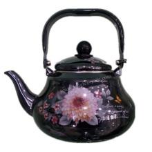 Эмалированный чайник, Посуда для кухни, Чайник с эмалевым покрытием, Стальной эмалевый чайник