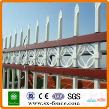 Ornamental Fence / Ornamental Metal Fence / Ornamental Garden Fence Steel Fence Factory