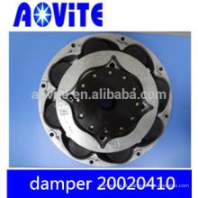 Amortecedor da vibração do caminhão de descarga do carvão de fora de-estrada de Terex 20020410 para 3307 & TR50