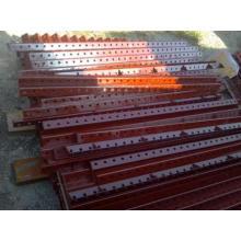 Uso del encofrado de la construcción Sistema del encofrado de la losa de los materiales