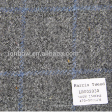 Thick, warm, wear to choose from Harris tweed