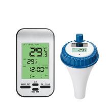 Termómetro inalámbrico de control remoto para piscina