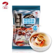 Marisco sabor Sopa de Cogumelo Hot Pot Temperos haidilao marca