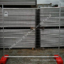 Australia Standard Galvanized Welded Wire Mesh Temporary Fencing Panel (Anjia-085)