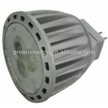 LED MR11 GU4 4W 12VAC / DC e 10-30VDC opcional