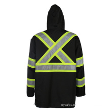 High Quality Waterproof Reflective Safety Jacket