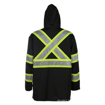 Veste de sécurité réfléchissante étanche haute qualité