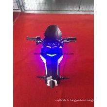 Scooter électrique de tricycle de nouvelle conception de LED