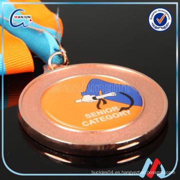 Recuerdo grabado medalla newbery