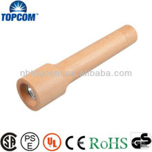 Cree High Power Wood Led Flashlight