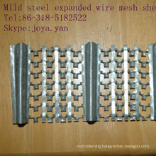 Mild steel expanded wire mesh sheets