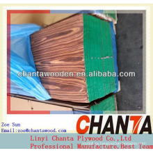 Chapa de madera de ingeniería de 0.4mm-0.5mm