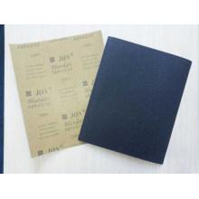 Waterproof Abrasive Sanding Paper;
