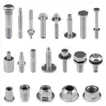 High Precision Custom CNC Lathe Machining Turning Milling Metal Stainless Steel Brass Aluminum Custom Auto Metal Parts