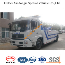 Camion de dépannage Dongfeng 16ton Euro3