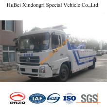 Caminhão de divisão 16ton Dongfeng Euro3