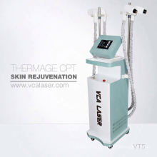 face lift rf fractional micro needle RF machine with CE Certificate
