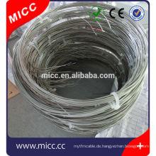 Metallummanteltes Thermoelementkabel