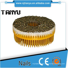0/15/16 degree - Plastic Sheet Collation Coil Nails