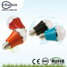iluminación led para hogares 6w bombilla led