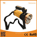 Y2 Strap LED Hunting Torch Lantern with USB Charging Mobile