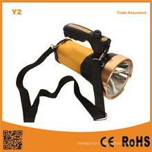 Y2 Strap LED Hunting Torch Lantern avec chargeur USB Mobile