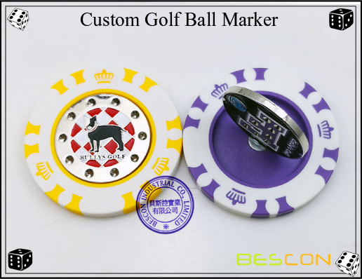 Custom Golf Ball Marker-4