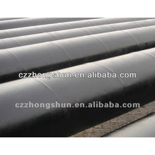 antiseptic paint SSAW spiral pipe